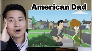 Asian Guy React to American Dad Best Funniest Moments #1 Reaction