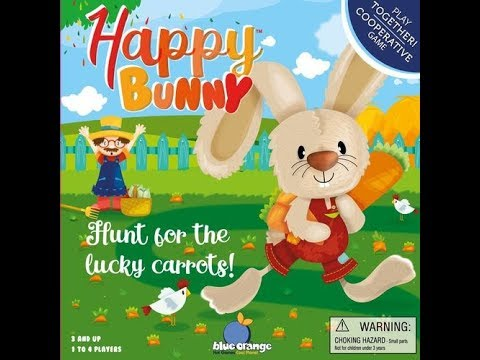 Bower's Game Corner: Happy Bunny Review
