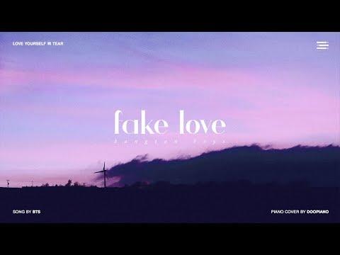 BTS (방탄소년단) - Fake Love Piano Cover