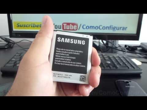 cual es referencia bateria samsung galaxy s3 mini i8190 español Full HD