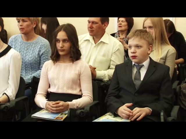 Депутаты Думы вручили паспорта юным ангарчанам