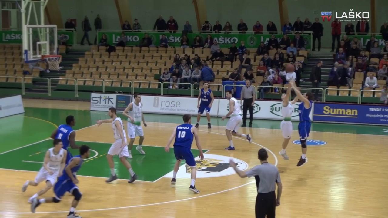 Pokal Spar: Laščani preko Rogaške na finalni turnir Pokala Spar