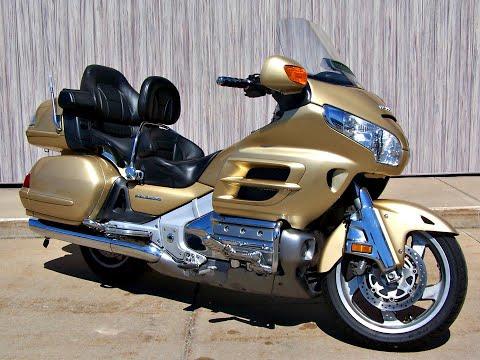 2006 Honda Gold Wing® Premium Audio in Erie, Pennsylvania - Video 1