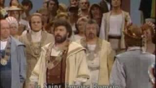 Die Meistersinger von Nürnberg (final) Bayreuth 1984