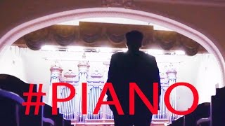 #PIANO - Alexey Rybalnik - The Wind (Official Video 2017)