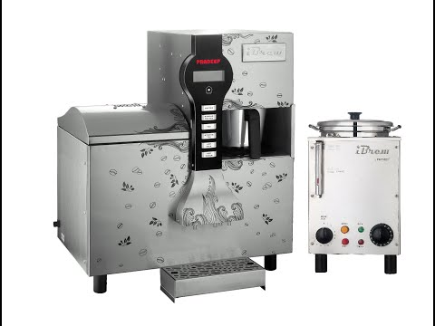 Automatic Karak Chai/Tea And Filter Coffee Machine