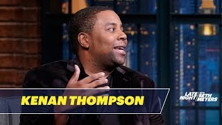 Kenan Thompson Recaps Kanye West's Unaired SNL Pro-Trump Speech