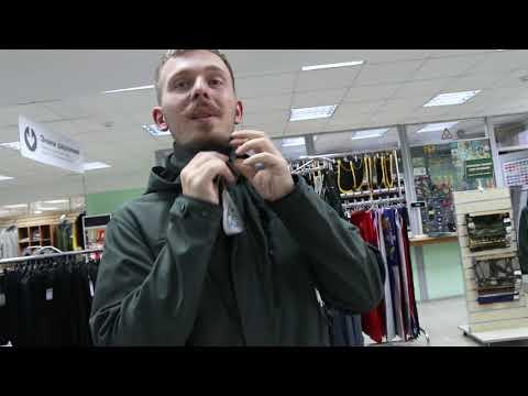 Городская куртка Splav «Citizen» SoftShell