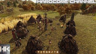 Dawn of Man - Hardcore - прохождение =1= Древний мир