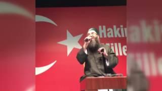 Cübbeli Ahmet Hocaefendi'den, Tayip Bey'in Ömrünün Uzaması İçin Tesirli Bir Dua