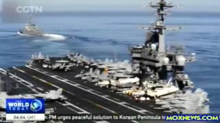 Chinese News Suggests Trump Has Lost Credibility By Lying About Carrier Group Heading To North Korea