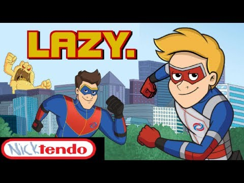 Nickelodeon's Laziest Show- The Adventures of Kid Danger Review