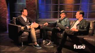 Gambar cover Mark Hoppus interview with Alex Gaskarth and Butch Walker | A Different Spin ~ Hoppus On Music