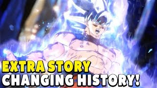 CHANGING HISTORY! Infinite History Extra Story BAD SIDE! | Dragon Ball Xenoverse 2 DLC 6
