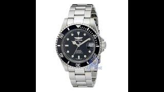 Видео обзор механических часов Invicta Automatic Pro Diver 200M Black Dial 8926OB