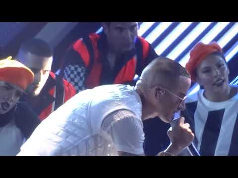 Wisin Amp Yandel Reggaeton En Lo Oscuro 2018 Latin American Music Awards Pt543