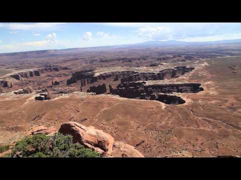 США: Каньонлендс / USA: Canyonlands