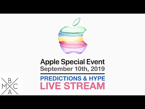 Download 🔴 LIVE: APPLE SPECIAL EVENT | Pre-Keynote HYPE & PREDICTIONS! Mp4 HD Video and MP3