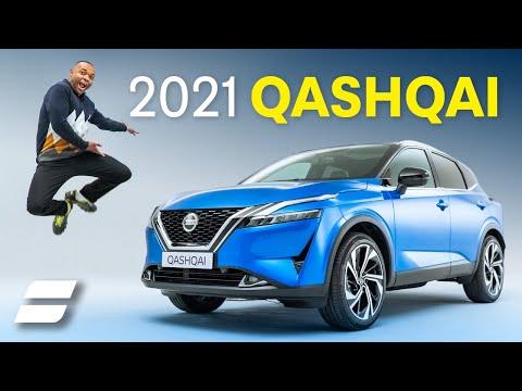 2021 Nissan Qashqai: FIRST LOOK!
