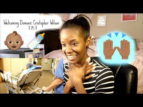 WELCOMING DOMONIC CRISTOPHER WILSON - 3.14.17 (RESPONSE) | DOMO AND CRISSY VLOGS