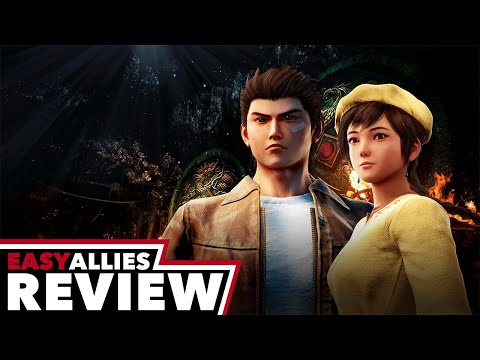 Shenmue 3 - Easy Allies Review - YouTube video thumbnail