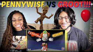 "Verbalase ""Pennywise Vs Groot Cartoon Beatbox Battles"" REACTION!!!"