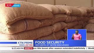 President Uhuru directs CS Ukur Yatani to wind up strategic food reserve fund in six months time
