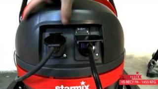 ELECTROSTAR / Starmix Wasser-Recycling-Sauger