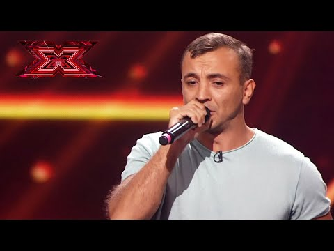 Иван Чижевич – Григорий Лепс – Я слушал дождь – Х-фактор 10. Первый кастинг