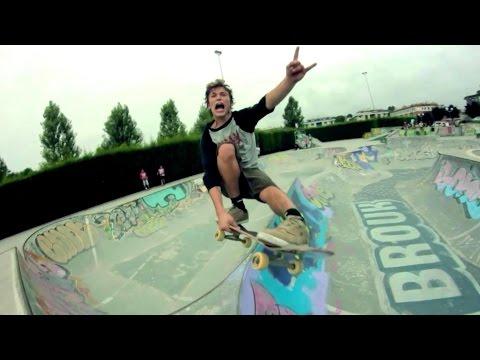 Natural Born Concrete Destroyer: Jaime Mateu