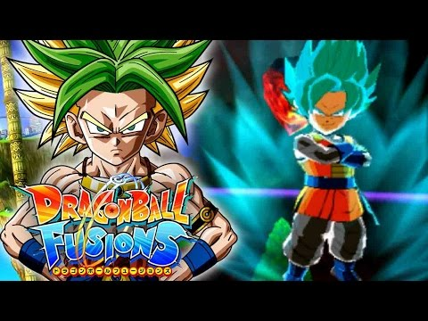 we can do the ex gogeta fusion dragon ball fusions gameplay