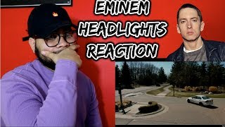 Eminem - Headlights (Explicit) ft. Nate Ruess *EMOTIONSL* REACTION & THOUGHTS | JAYVISIONS