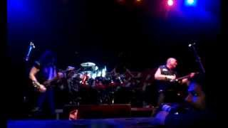 EXCITER - Delivering To The Master / Violent & Force (Live In São Paulo, Brazil 2015)