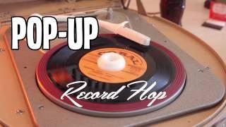 Johnny Burnette - Drinking Wine, Spo-Dee-O-Dee (1957) - presented by Pop-Up Record Hop