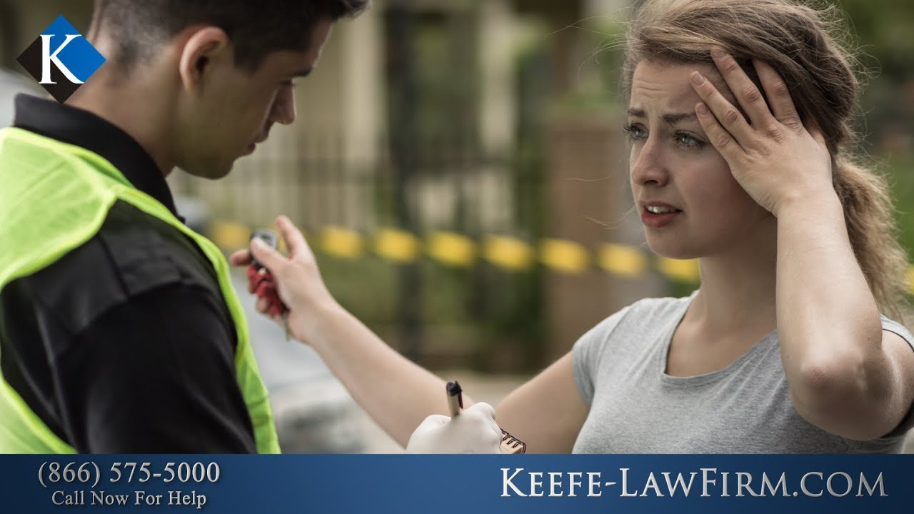 What Should You Tell Police At the Scene of an Accident?