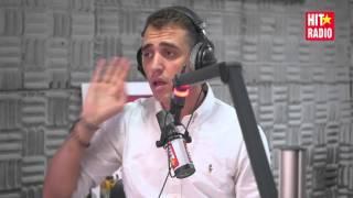 Mohamed Reda avec les auditeurs HIT RADIO dans le Morning de Momo - 27/10/15