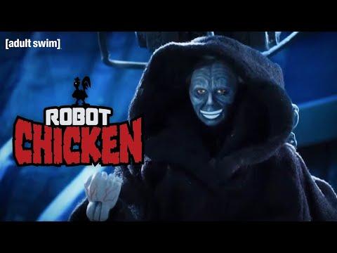 Palpatinův plán - Robot Chicken