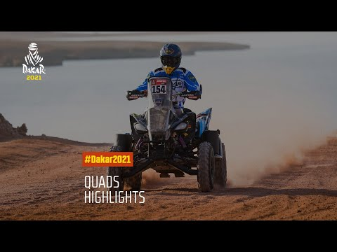2021年 ダカール・ラリー 4輪バギークラスの名シーンのみをまとめたハイライト動画