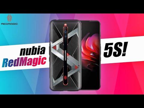 NUBIA RED MAGIC 5S TAQDIMOTI YAQIN // GALAXY BUDS LIVE HAQIDA//TEXNOLOGIYA YANGILIKLARI !!!!
