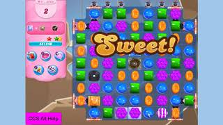 Candy Crush Saga Level 3963 NO BOOSTERS Cookie
