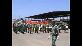 preview picture of video 'DIA DE LAS FUERZAS ARMADAS EXHIBICION BANDA DE GUERRA 2012.wmv'