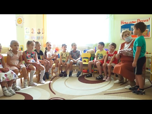 В Приангарье отменили работу дежурных групп в детских садах