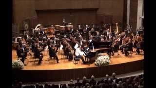 Beethoven - Piano Concerto No. 1 (Amos Boasson, conductor; Frédéric Chaslin, piano)