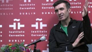 Mark O'Halloran. Festival Isla / Isla Festival. Instituto Cervantes Dublín