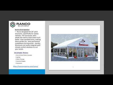Restaurants Rising and Outdoor Winter Solutions
