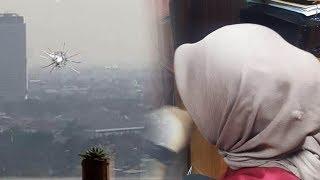 Dua Peluru Nyasar ke DPR, Jilbab Bolong hingga Melintas Sejengkal di Atas Kepala