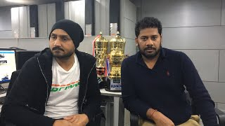 HARBHAJAN SINGH LIVE: India Stare Defeat At Tea In Cape Town Test | Sports Tak