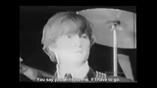 The Beatles - Things we said today (ENG SUB)