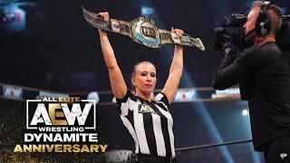 TBS Women's Championship Tournament Bracket To Be Revealed On AEW Rampage Next Week