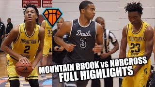 Mountain Brook is the MOST DISCIPLINED Team You'll See All Year!! | Trendon Watford Drops 36